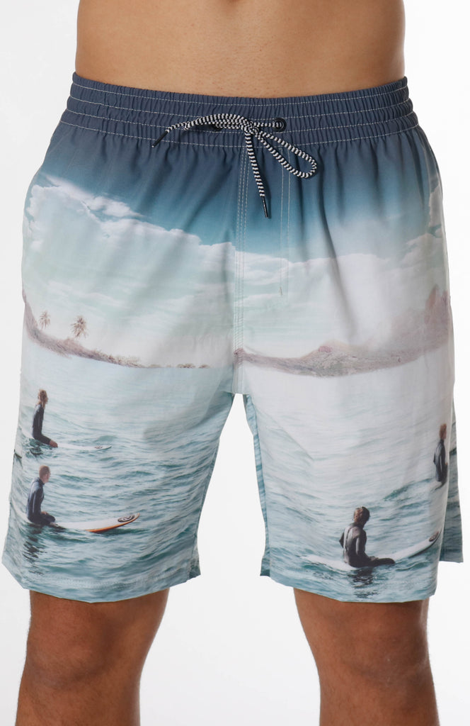 Volley Pena Surf Shorts