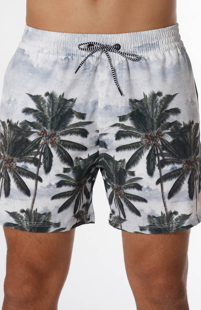 Volley Coconut Shorts
