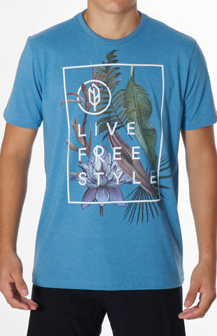 Surf All Day Graphic Tee