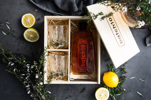 Manuka Smoked Kentucky Whisky Gift Box