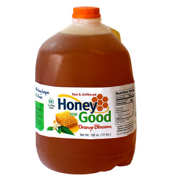 Honey for Good 192 oz. (12 lbs.)