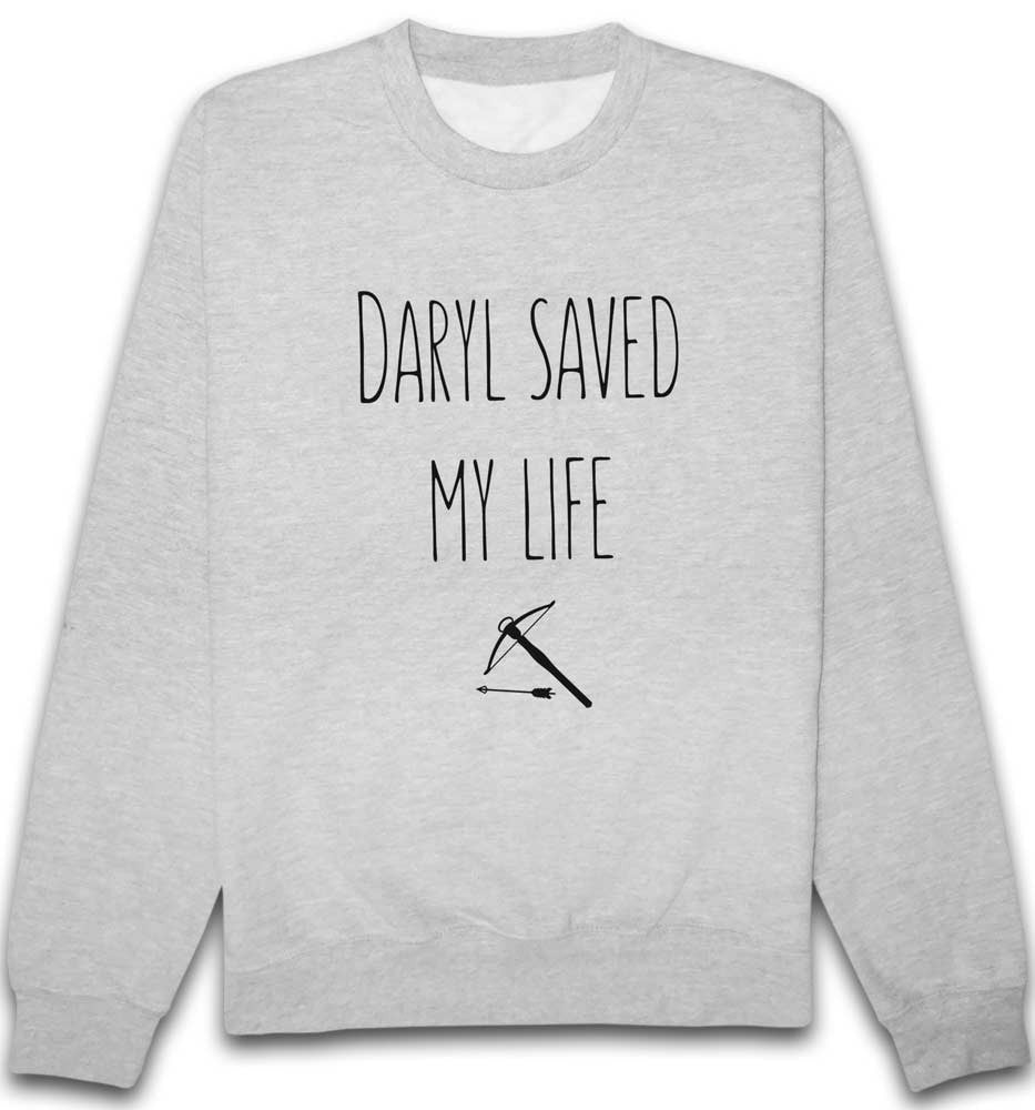 Sweat Daryl saved my life