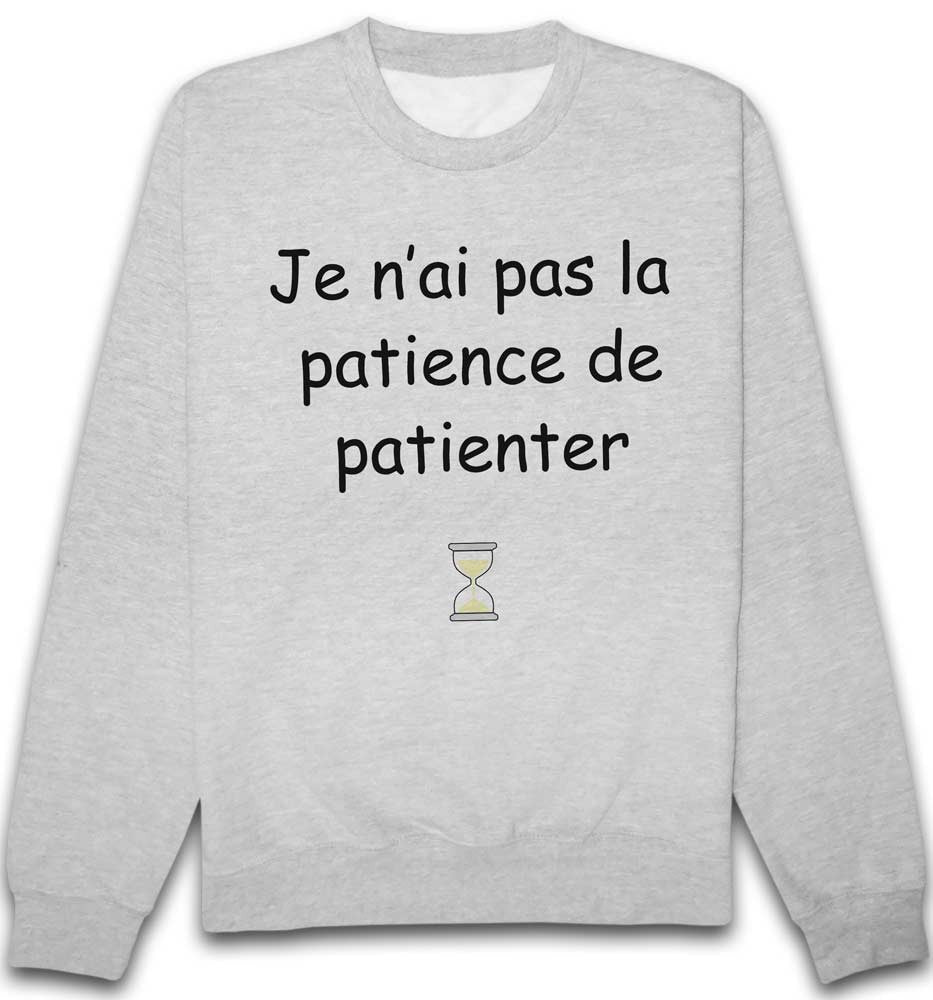 Sweat Pas la patience