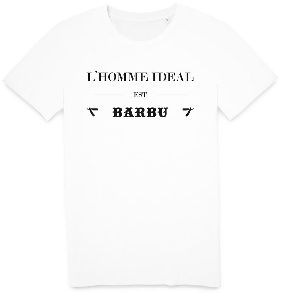 Tshirt ideal barbu