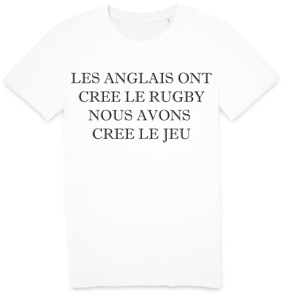 Tshirt Creation rugby