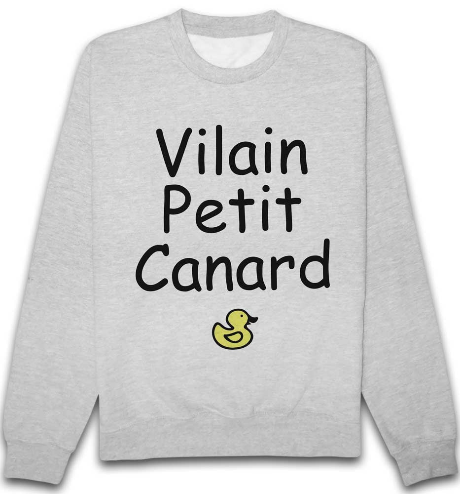 Sweat Vilain Petit Canard