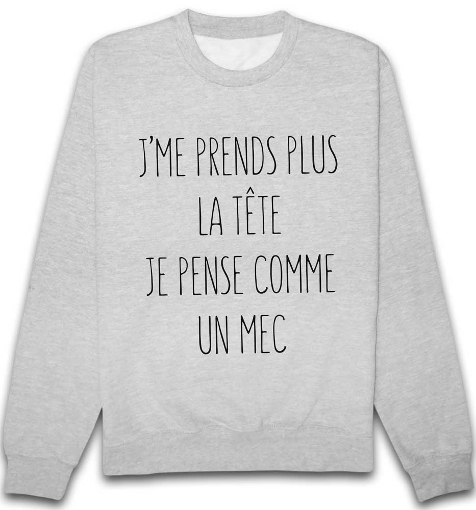 Sweat j'me prends plus la tete