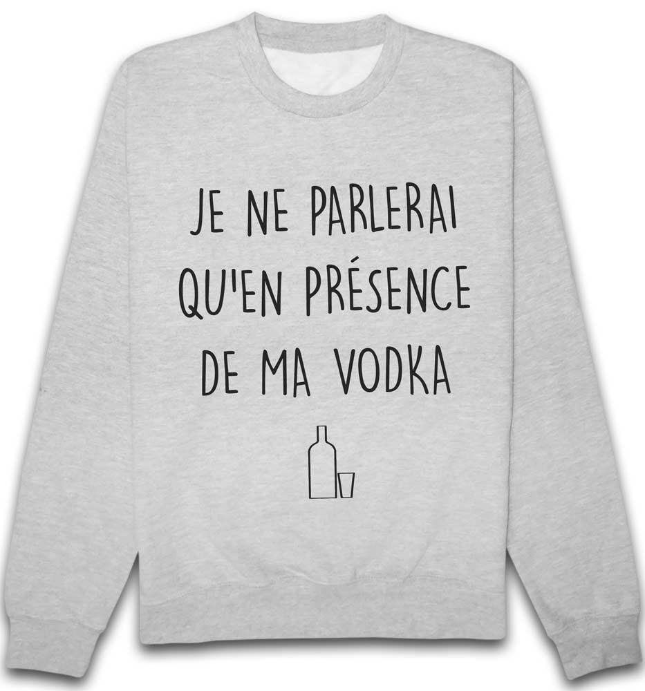 Sweat Vodka