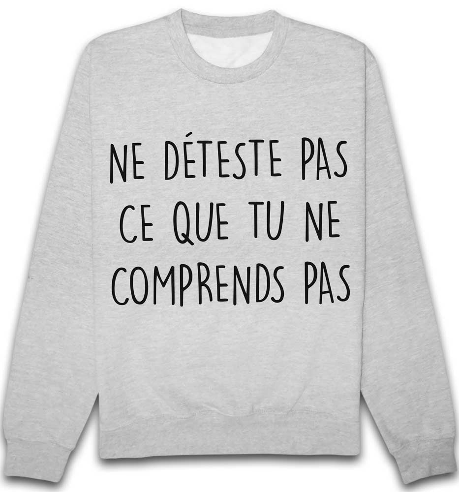 Sweat Déteste