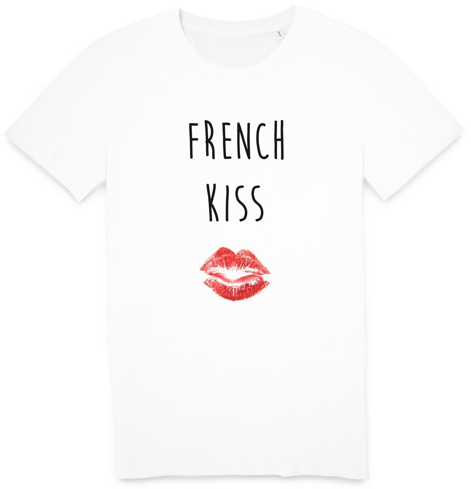 Tshirt French Kiss