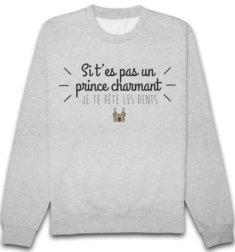 Sweat Prince charmant
