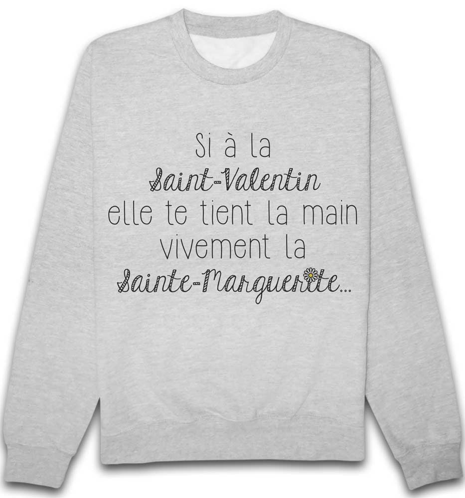 Sweat Sainte-Margueritte