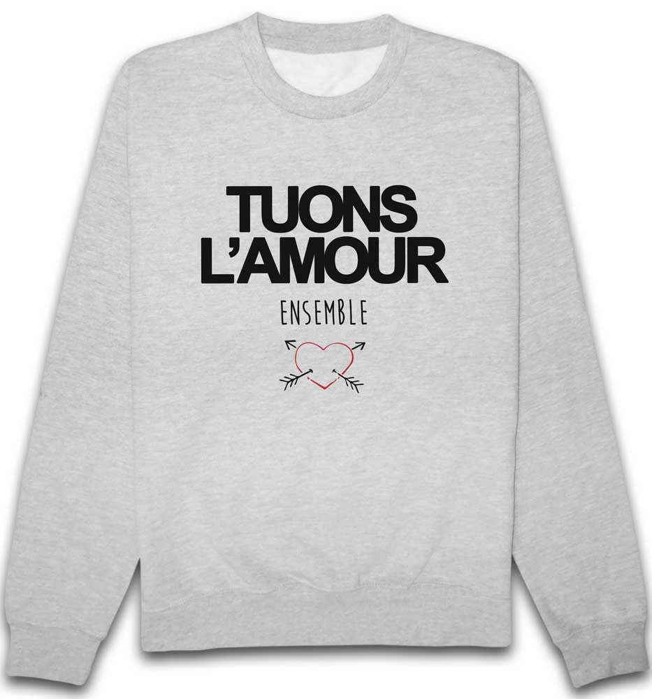 Sweat Tuons l'Amour Ensemble