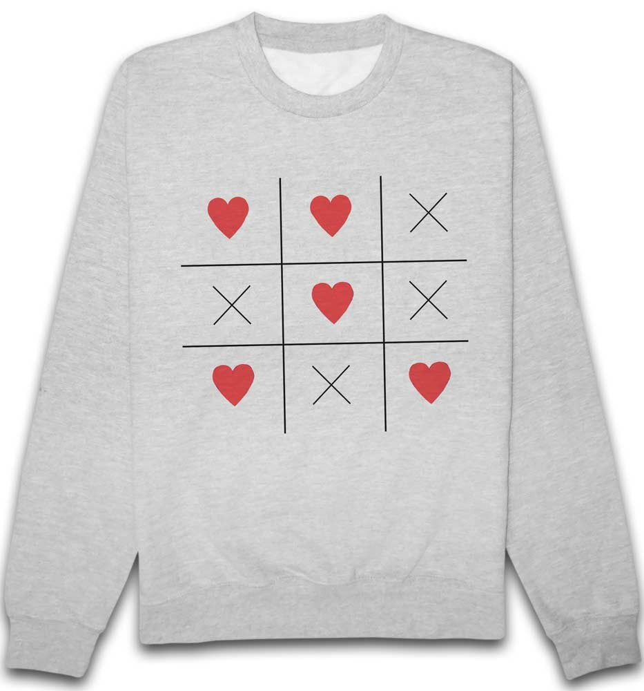 Sweat Morpion coeur
