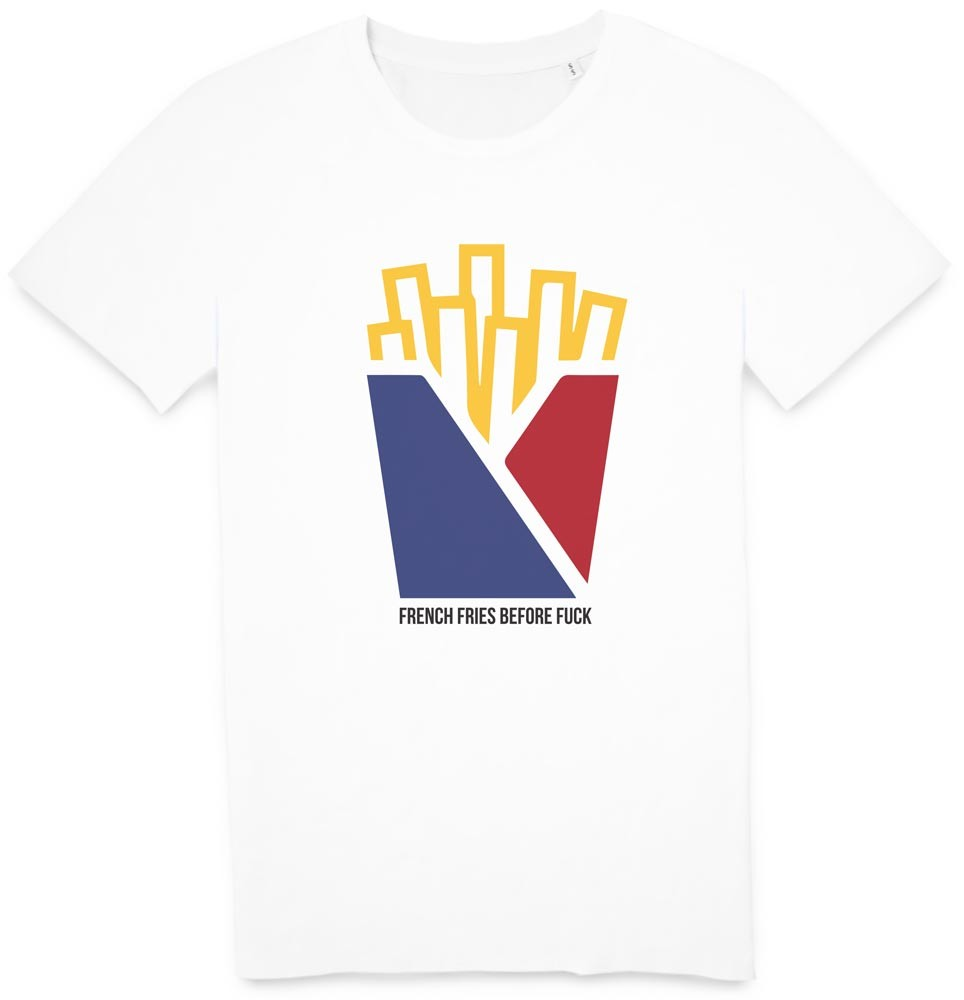 Tshirt French fries