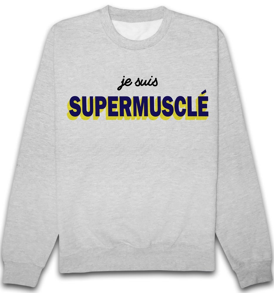 Sweat Supermusclé