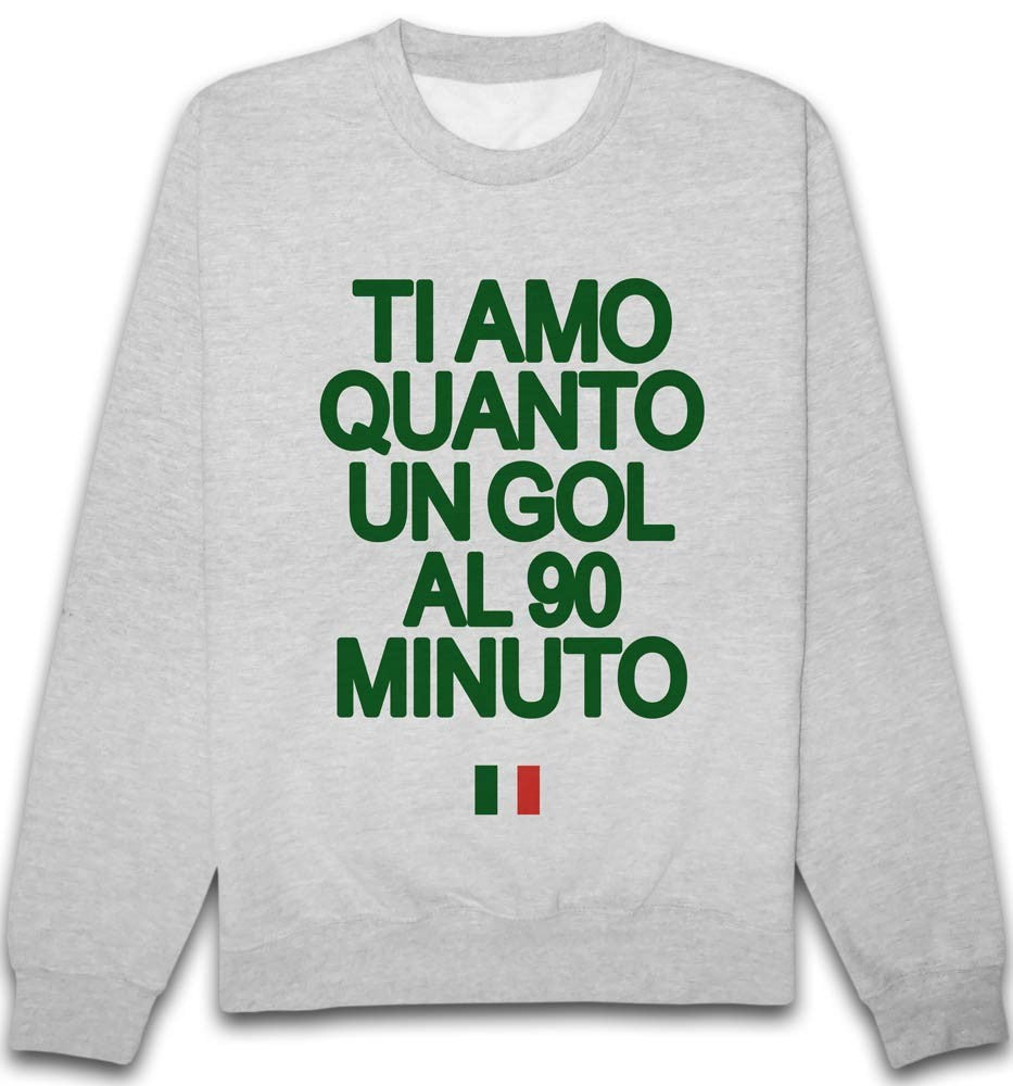 Sweat Je t'aime 90 Italie