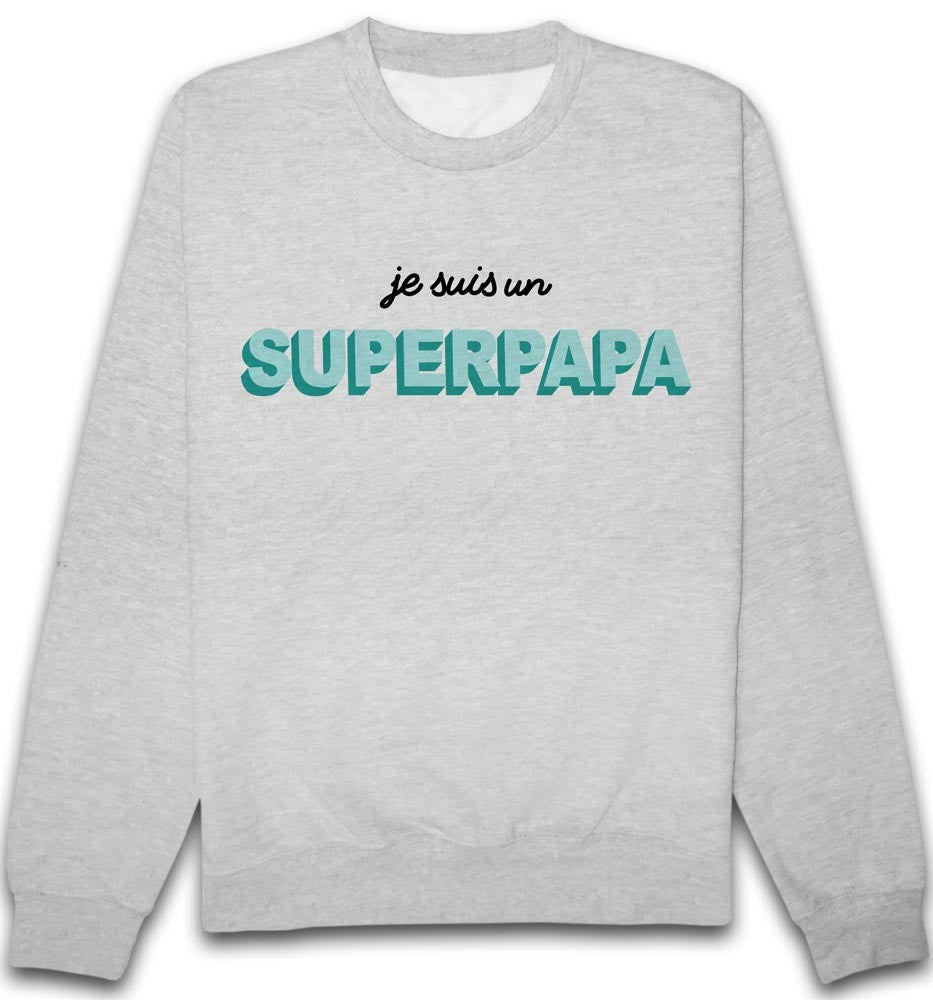 Sweat Superpapa