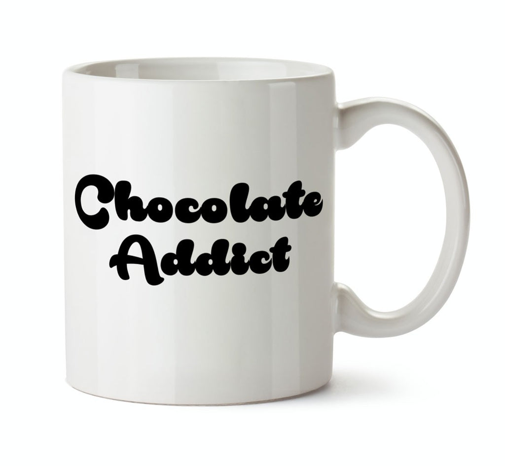 Mug Chocolate Addict
