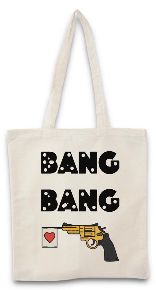 Tote bag bang bang