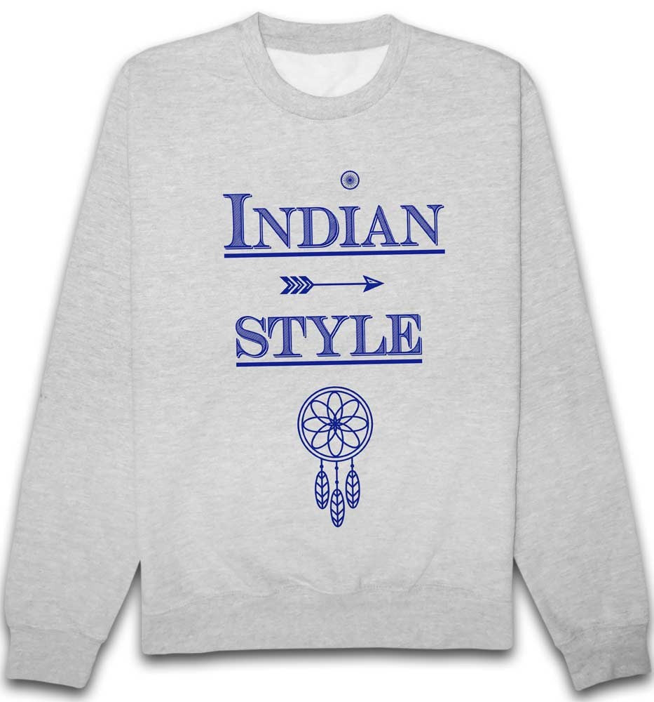 Sweat indian style