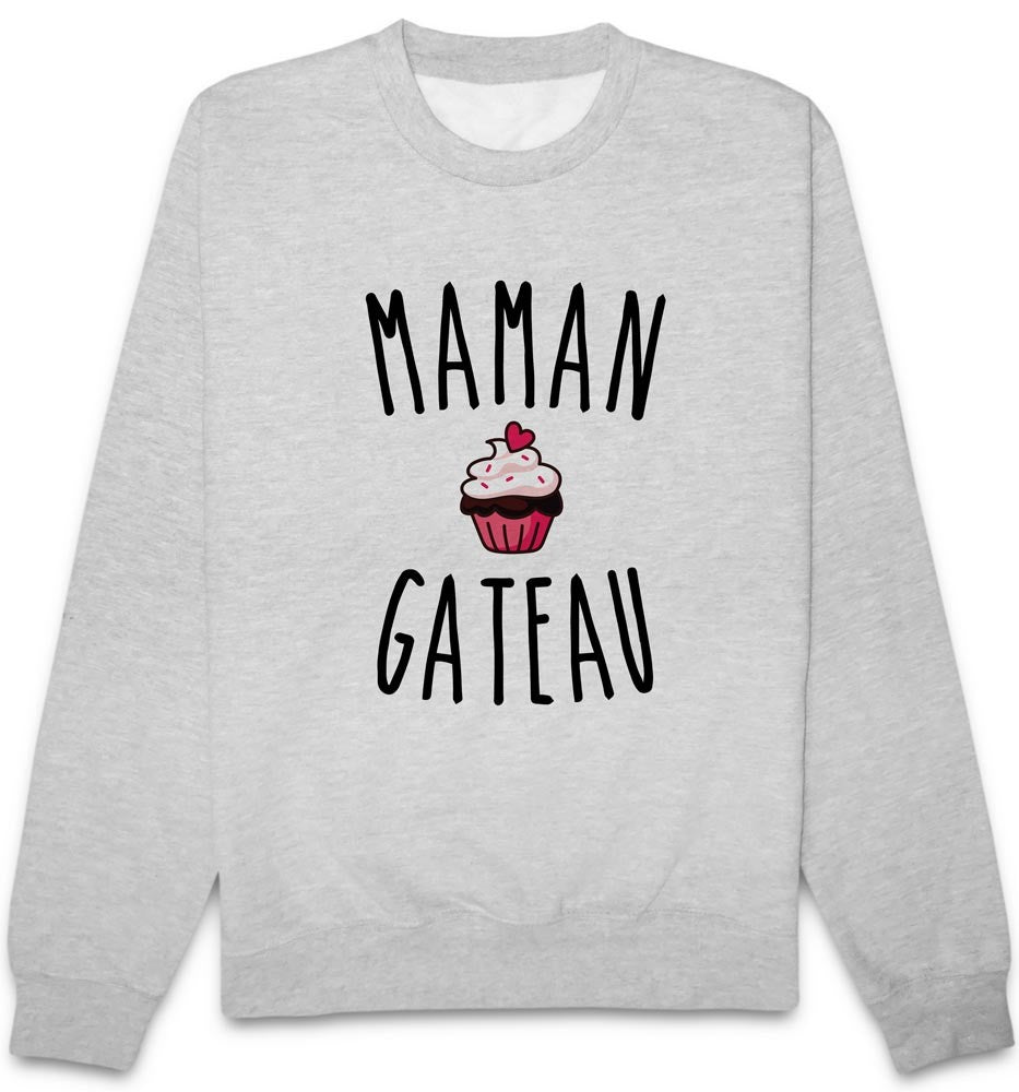 Sweat Maman Gateau