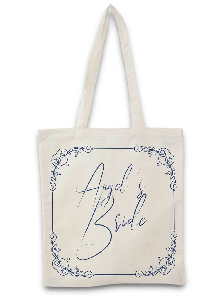Tote bag evjf Angel's bride