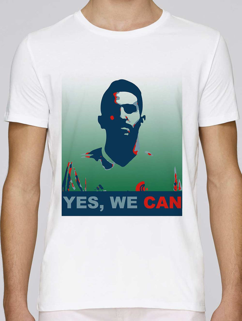Tshirt Yes we can Algerie
