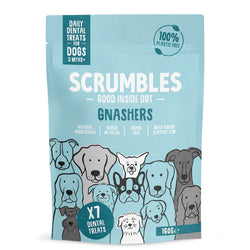 Daily Dog Dental Chews Scrumbles