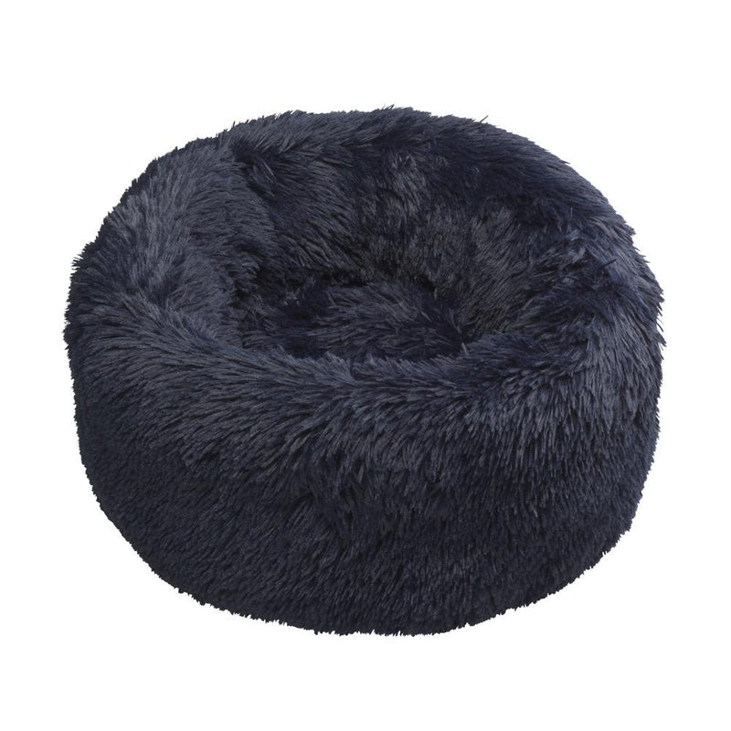 Donut Comfy Bed House of Paws S/M Navy