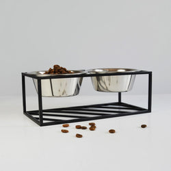 Elevated Lunch Bowl Set Hello Pets