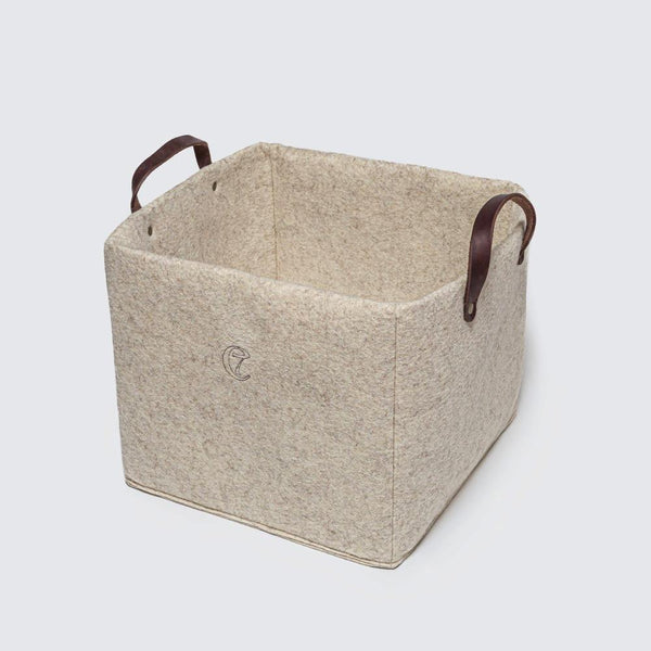 Felt Storage Basket Cloud7