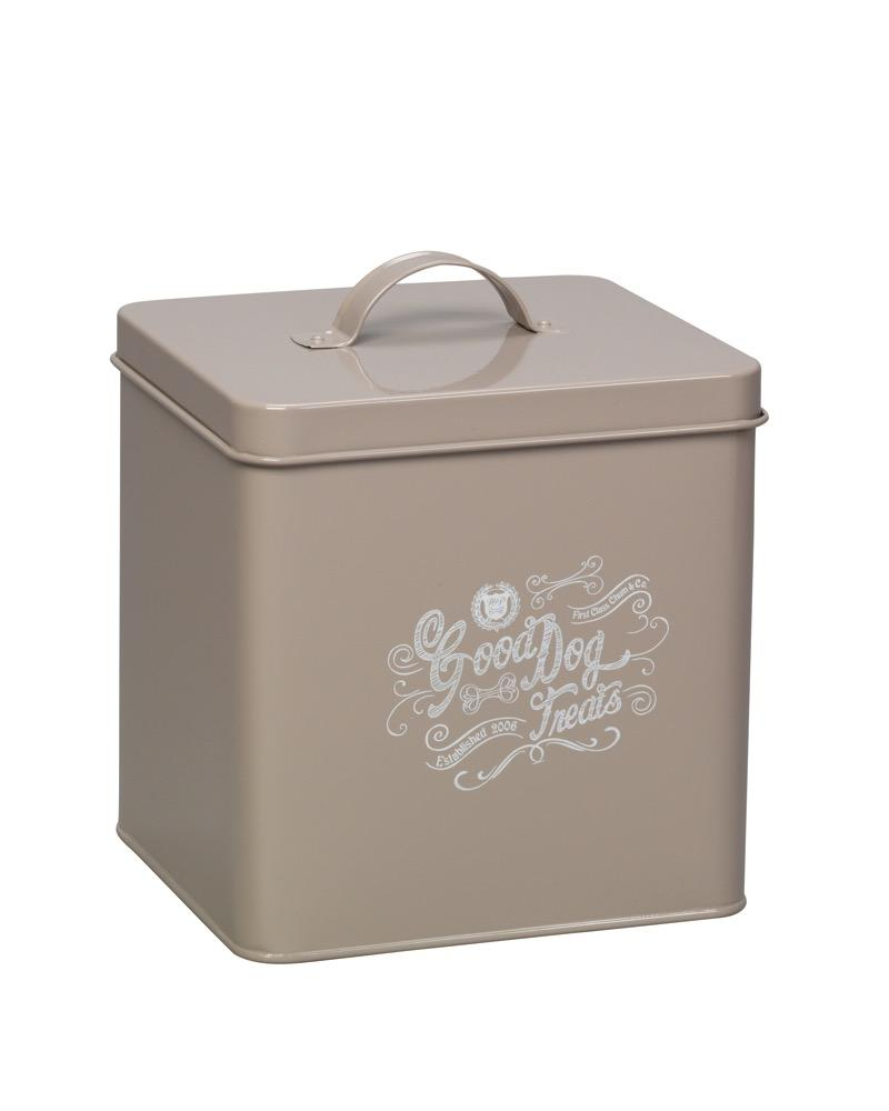 Food Storage Tin House of Paws Small (no scoop)
