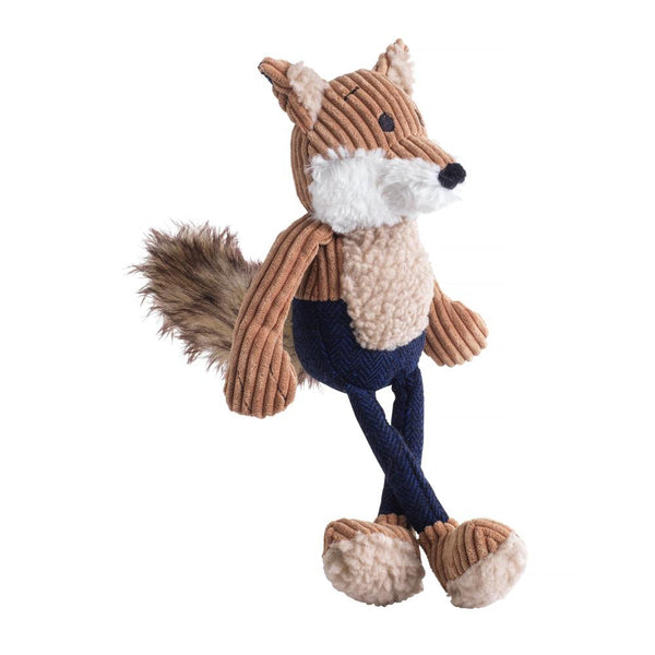 Fox Plush Toy House of Paws