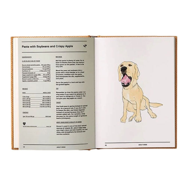 Gourmet Healthy Dog Food Recipes Book