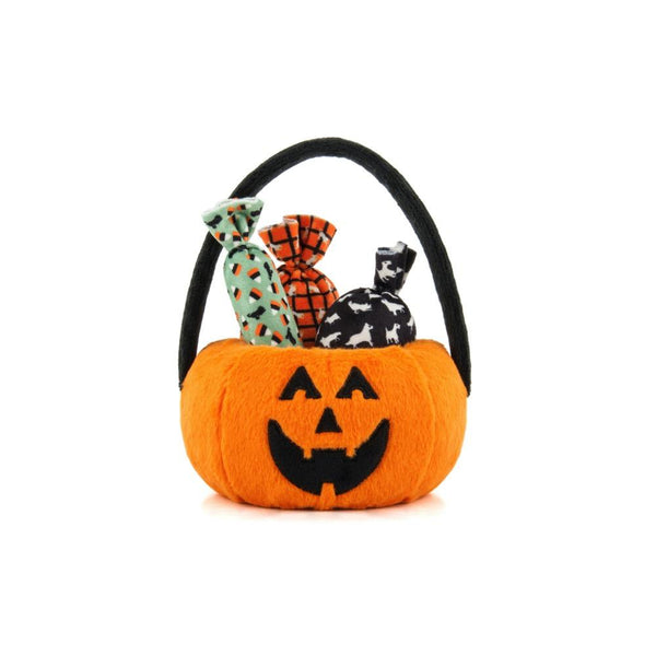 Halloween Pumpkin Basket P.L.A.Y.
