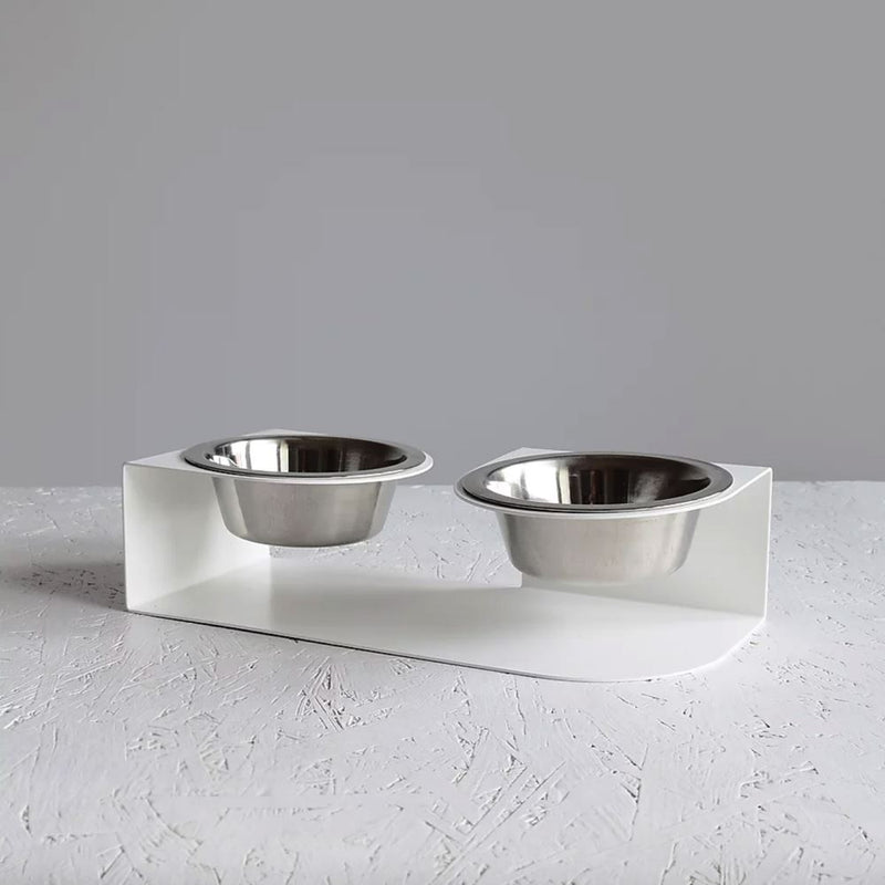 Long Ears Bowl Hello Pets M White