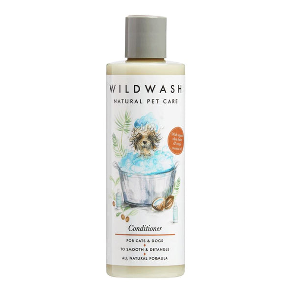 Organic Dog Conditioner Wild Wash