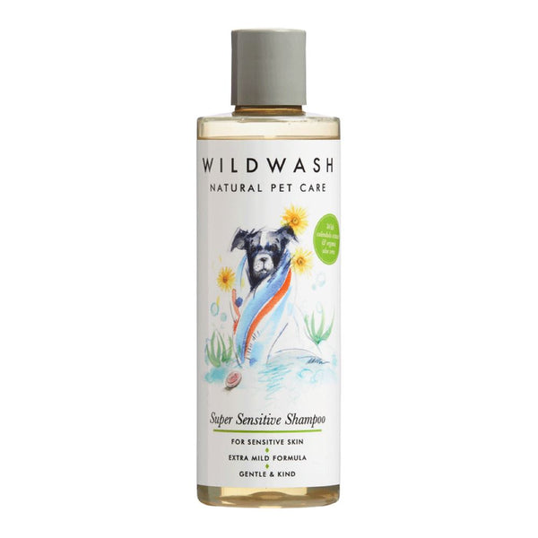 Organic Super Sensitive Shampoo Wild Wash