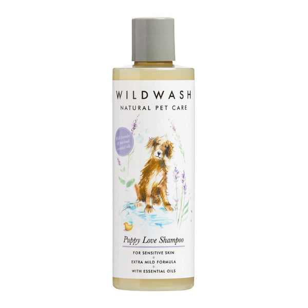 Puppy Love Gift Set Wild Wash