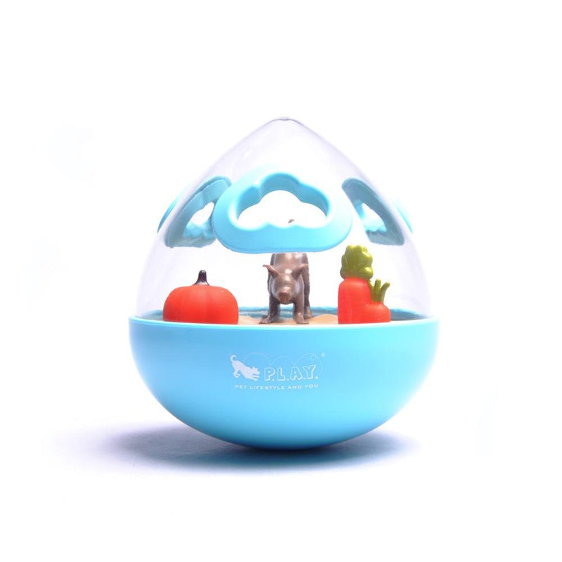 Smart Ball Toy P.L.A.Y. Blue