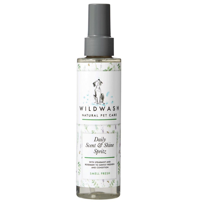 Smell Fresh Spearmint & Rosemary Wild Wash