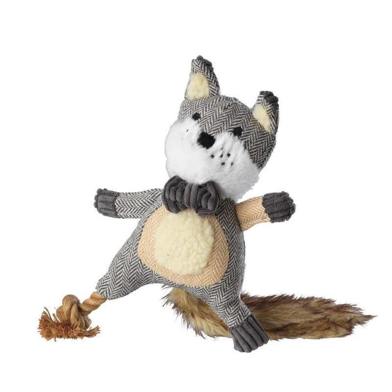 Squeaky Fox Toy House of Paws