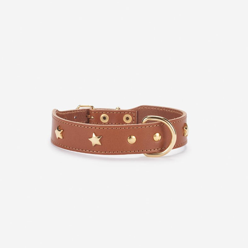 Star Collar Branni XS Brown