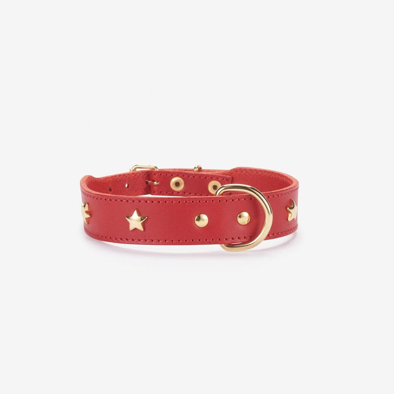 Star Collar Branni XS Red