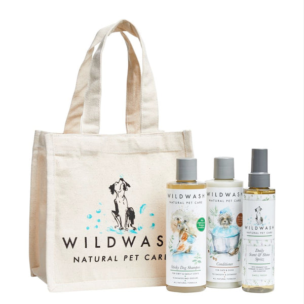 Stinky Dog Gift Set Wild Wash