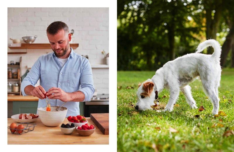 The Happy Dog Cookbook Whitefox Publishing