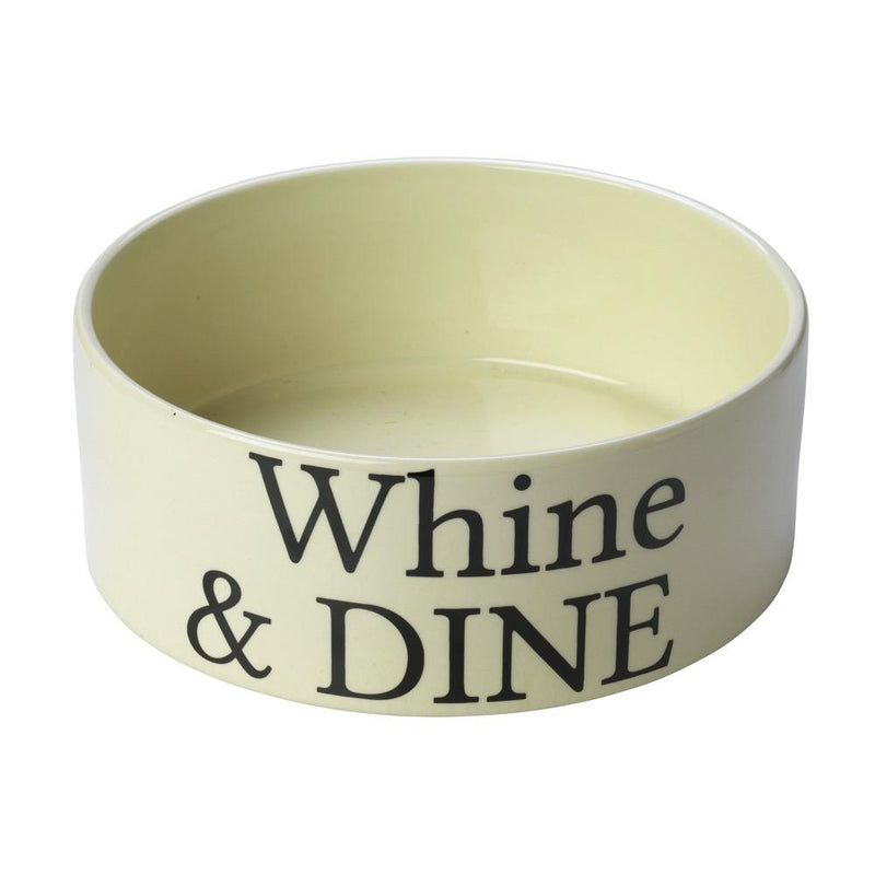 Whine & Dine Dog Bowl House of Paws
