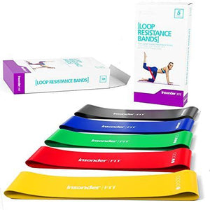 Insonder Resistance Bands Set Exercise Bands