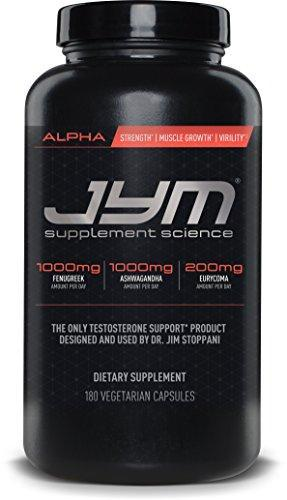 JYM Supplement Science, ALPHA JYM